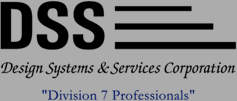 DSS Design Systems & Services Corporation Logo